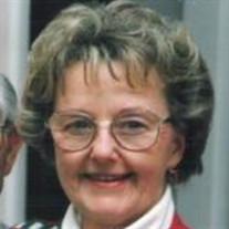 Mrs. Faye Sadler Stamey