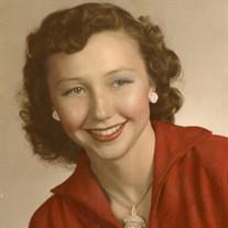 """Mrs. Mary Carolyn """"Carol"""" Stanfield"""