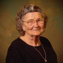 Frances Alexandar Wardlaw