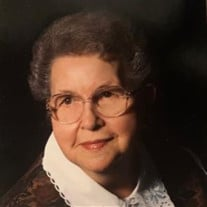 Mrs Clara Thomas Boozer