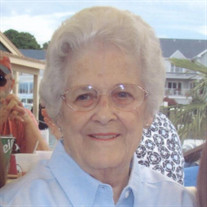 Mrs. Louise Tarr Visgaitis