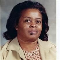 Mrs. Lillie Mae Richardson Clay