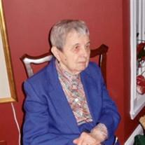 Kate Tešija (born Biskup)