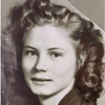 Evangeline Merle Reeves