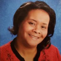 "Mrs. Belinda Justina ""Penny"" Hughes-Ellis"