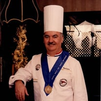 "David ""Chef Roy"" Roy Lyons"