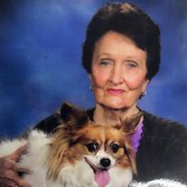 Mrs. Doris Cutrer Gallaspy Stringer