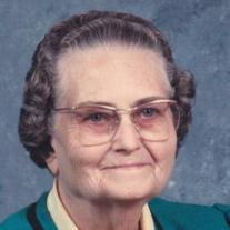 Mrs Mildred Brown Richardson