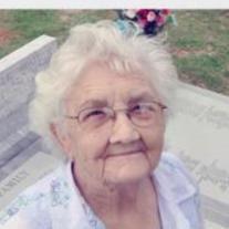 Mary Betty Burgess