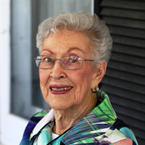 Barbara Jeane Blair