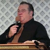 Pastor David Cordell Gibbs