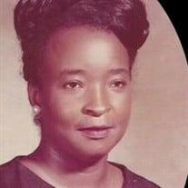 Mrs. Ruby  Mae Sheridan