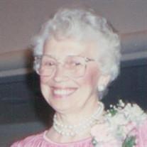Marie Frances Lugering Riegel