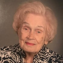 Mrs. Dorothy Hendrix Dillon