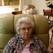 Joyce Eileen Huff