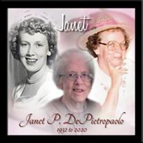 Janet P. DePietropaolo