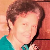 Mrs. Thelma Gene Sorrells