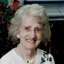 Laurabel Elizabeth Fisher, age 95
