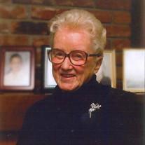 Flora Ellen Longworth (nee West)