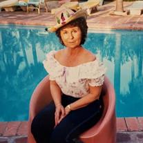 Linda Faye Gearhart Martin
