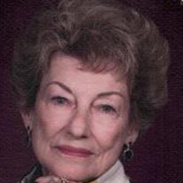 Gloria Tabor McMillan