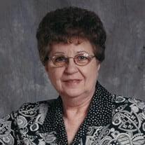 Mary Carlene Johnson Isbell of Bethel Springs, TN