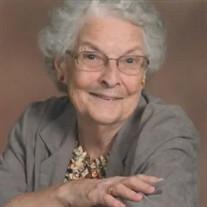 Margaret Alta Lewis