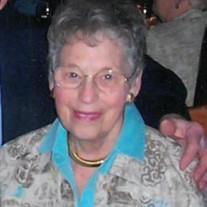 Mrs. Ella M. Caron
