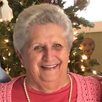 Mrs. Patricia Ann Lyon (nee Friedel)