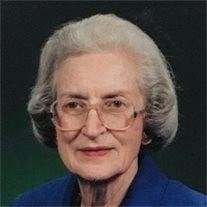 Martha Owens Booth