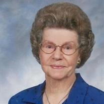 Irene Helms McDaniel