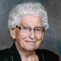 Mrs. Eva Muriel Lane