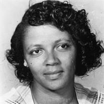 Mrs. Essie B. Sanford Strickland
