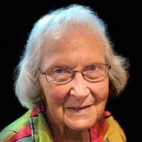 Margaret Irene Parks