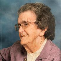Mrs. Vera Clark Osbeck