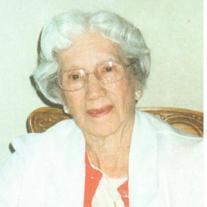 Mrs. Minnie F. Terres