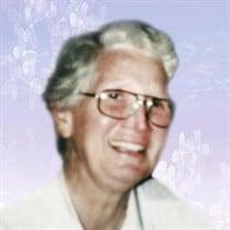 Barbara  E. (Adams) Henderson