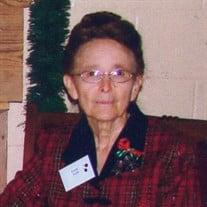 Estelle Bissette Webb