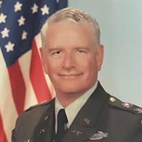 """Colonel Warde P. """"Skip"""" Chittenden"""