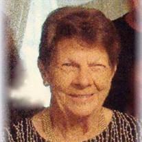 Nora Jeanette Sigmon