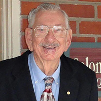 Mr.  John Robert Wolcott