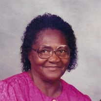 Mrs. Ruby Lee Moses