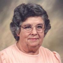 Dorothy E. LaMaster