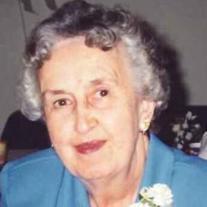 Eunice Gertrude Arnold