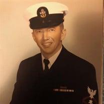 Ret. Chief Petty Officer Richard Warren Wilson