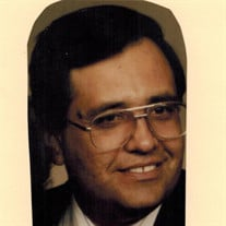 Joe V. Uriegas
