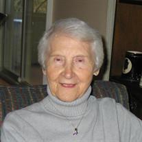 Bertha Louise La Valley