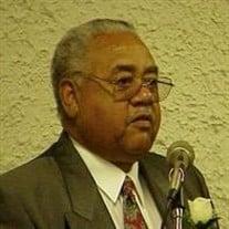 Walter Henry  Lewis Sr.