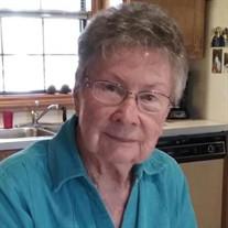"""Barbara Kathleen """"Bobbye"""" Peace"""