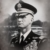 "Brig. Gen. RET J.F. ""Frank"" Hennessee"